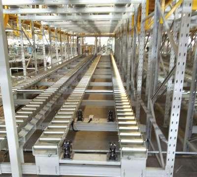 立体仓库的设计要符合产业标准